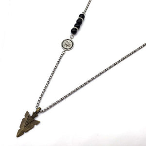 ARROW RIB - Long Necklace - Marvellmen
