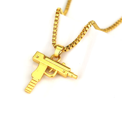 UZI - Long Necklace - Marvellmen