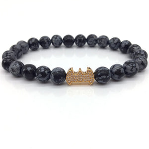 BATSIGN - Natural Beaded Bracelet - Marvellmen