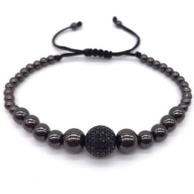 Load image into Gallery viewer, ROUNDGEO - Natural Beaded Bracelet - Marvellmen