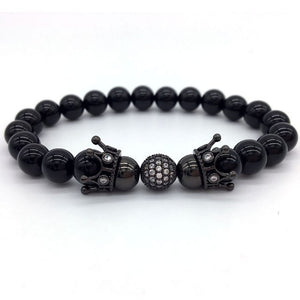 DUBCROWN - Natural Beaded Bracelet - Marvellmen