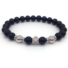 Load image into Gallery viewer, CUBIC - Natural Beaded Bracelet - Marvellmen