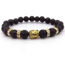 Load image into Gallery viewer, BUDHA - Beaded Bracelet - Marvellmen