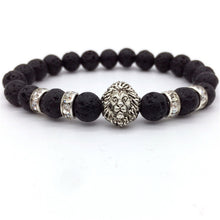 Load image into Gallery viewer, LION - Natural Beaded Bracelet - Marvellmen