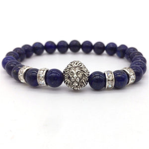 LION - Natural Beaded Bracelet - Marvellmen