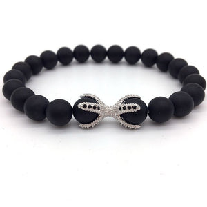 GRAB - Natural Beaded Bracelet - Marvellmen
