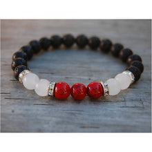 Load image into Gallery viewer, LAVAA - Natural Beaded Bracelet - Marvellmen