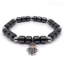 Load image into Gallery viewer, HANDOFF X1 - Natural Beaded Bracelet - Marvellmen