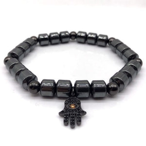 HANDOFF X1 - Natural Beaded Bracelet - Marvellmen