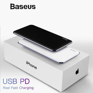 Baseus USB PD Fast Charging Power Bank - Marvellmen