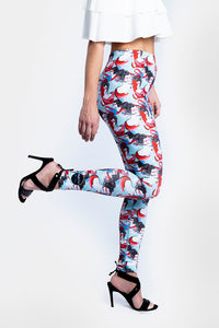 Geisha Leggings