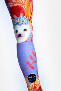 Erizo Leggings (Hedgehog)