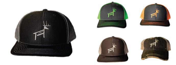 Redmond Hunt Branded Hat - Snapback
