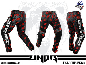 UNDR Summer Jogger Pants -  Lest We Forget