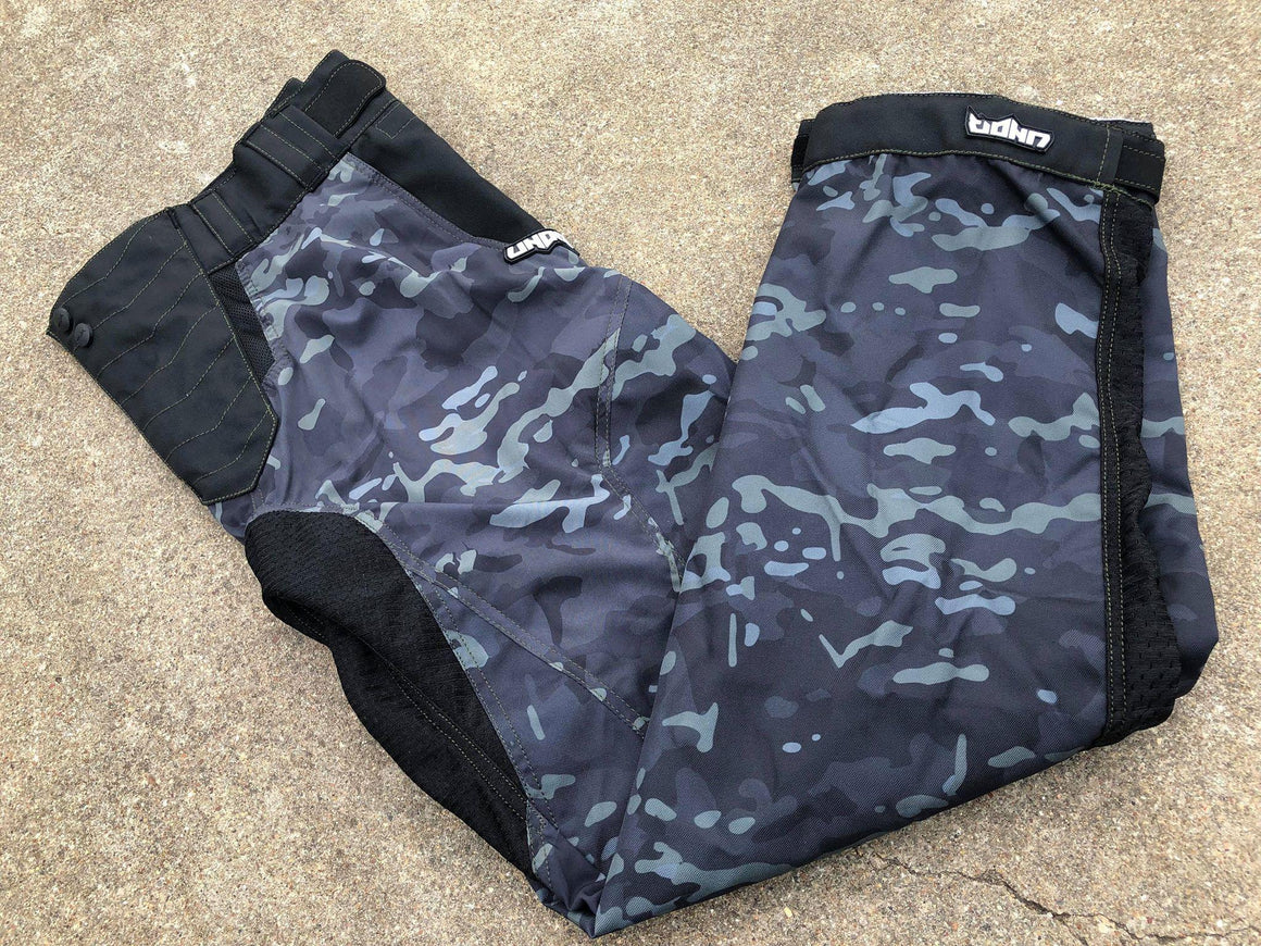 UNDR RECON PANTS - Black Multicam