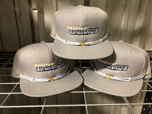 Seattle Uprising Gray Snapback