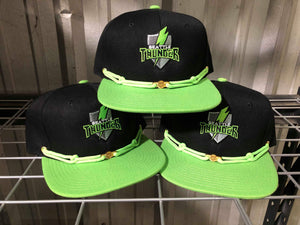 Seattle Thunder Black Neon Snapback