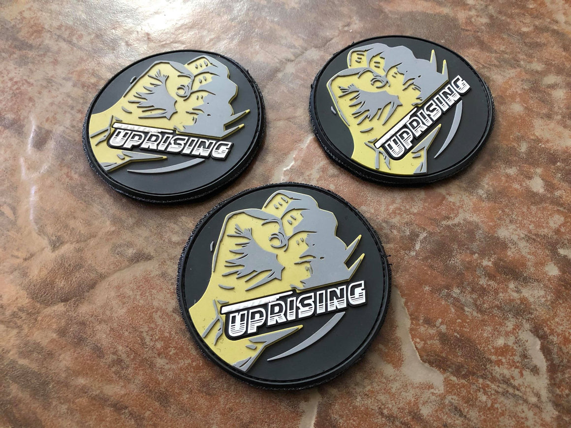 Seattle Uprising Fist Patch