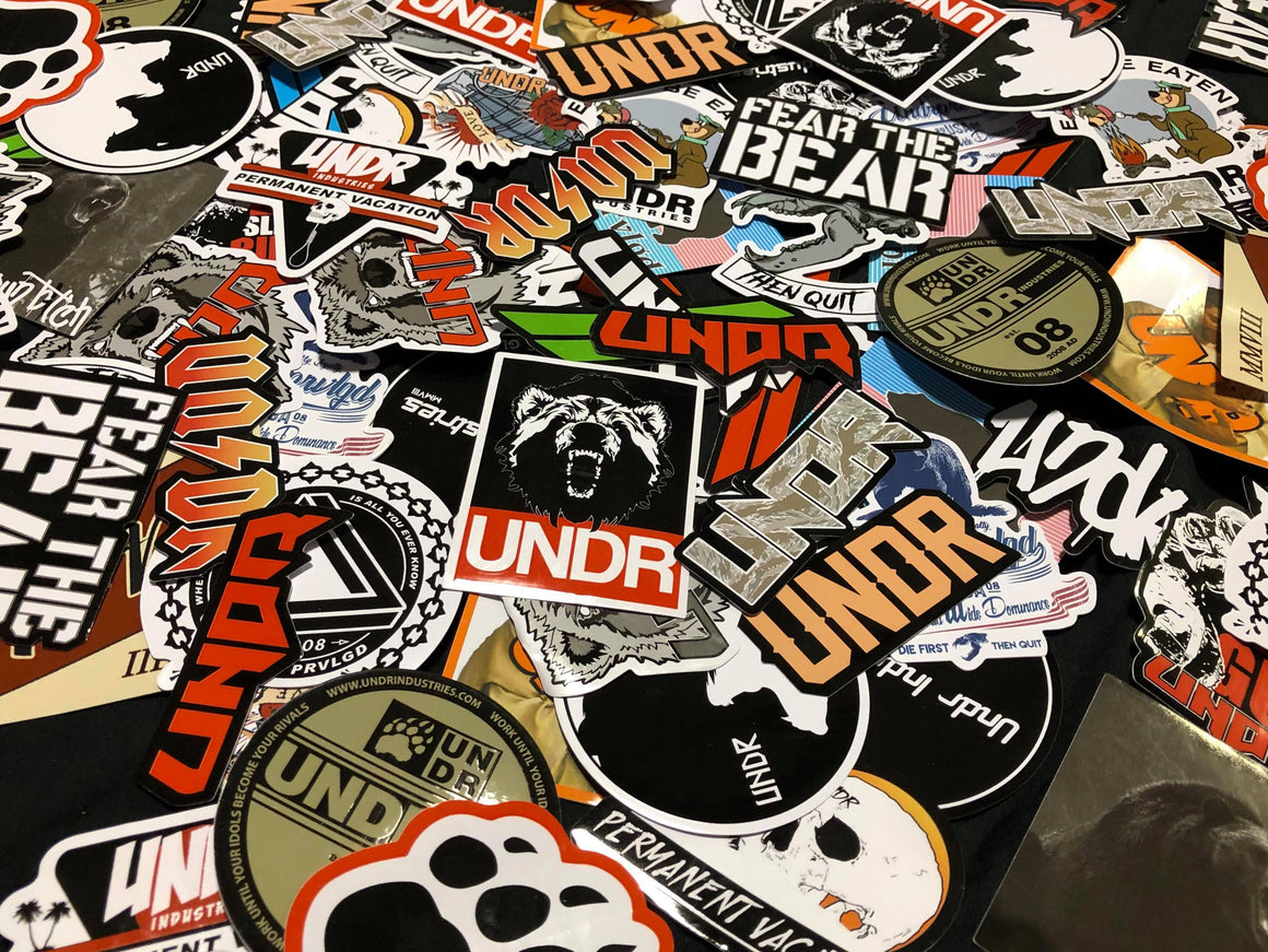 Free Stickers!!