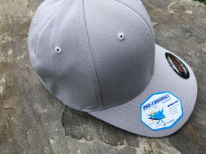 Gray Flexfit Hat