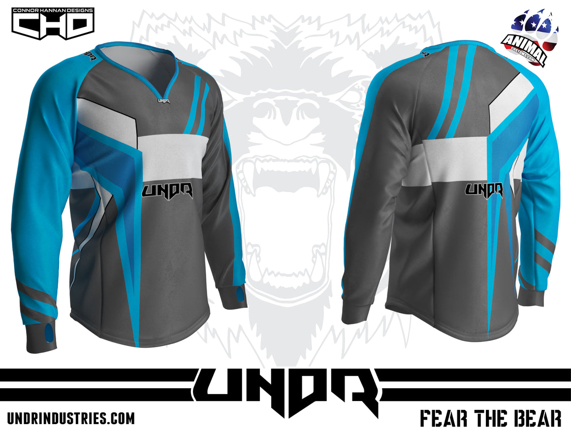 Airburst Semi Custom Jersey