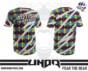Autism Awareness Tech Shirt