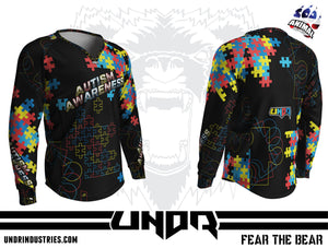 Autism Awareness II Semi Custom Jersey
