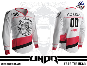 Bear Claws Semi Custom Jersey