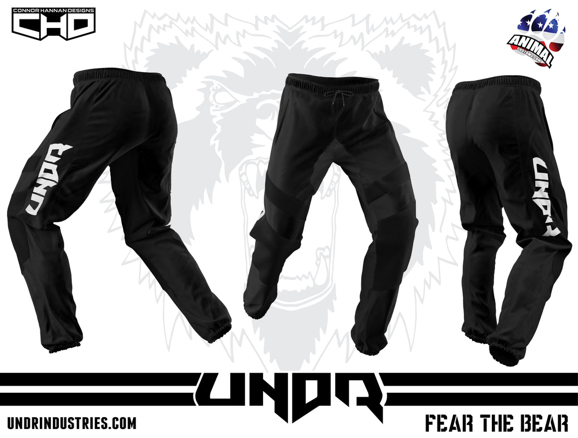 UNDR Summer Jogger Pants - Jet Black