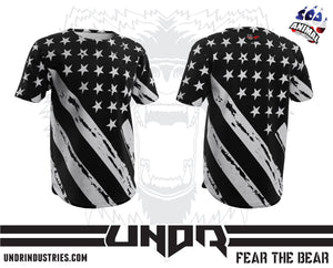 Black Out USA Tech Shirt