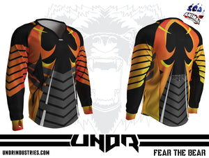 Burner Semi Custom Jersey