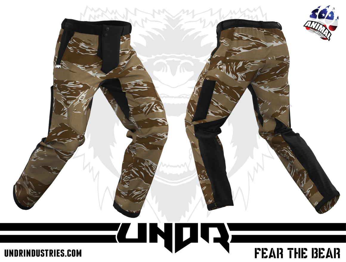 UNDR RECON PANTS - DESERT TIGER