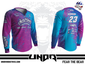 Destiny California Jersey