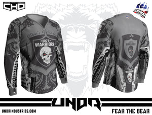 Docs Warriors Semi Custom Jersey
