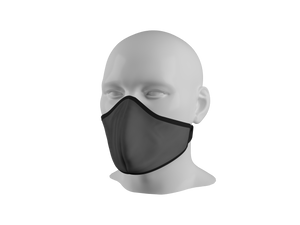 Anti-Dust Face Mask - Gray