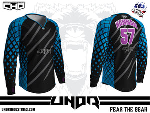 Hex Semi Custom Jersey