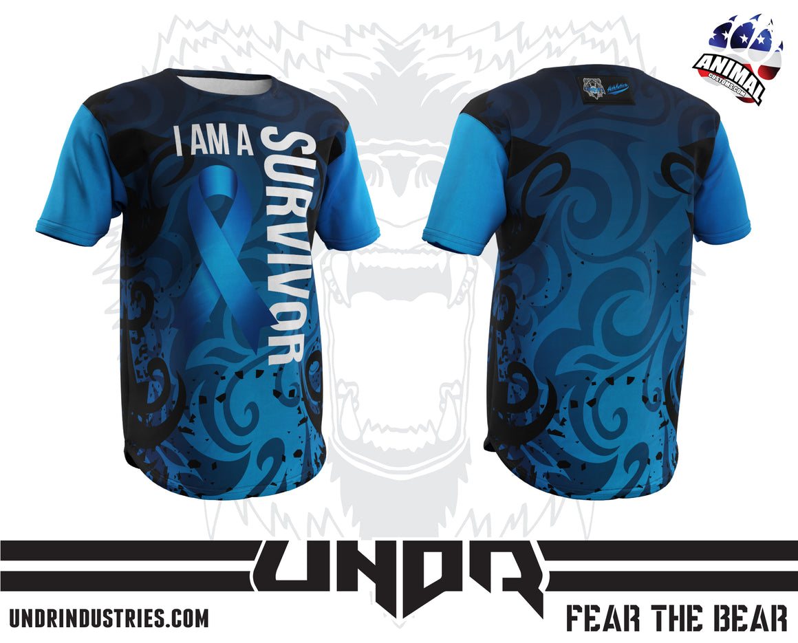 I am a survivor Tech Shirt