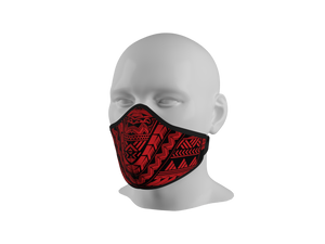 Anti-Dust Face Mask - Polynesian