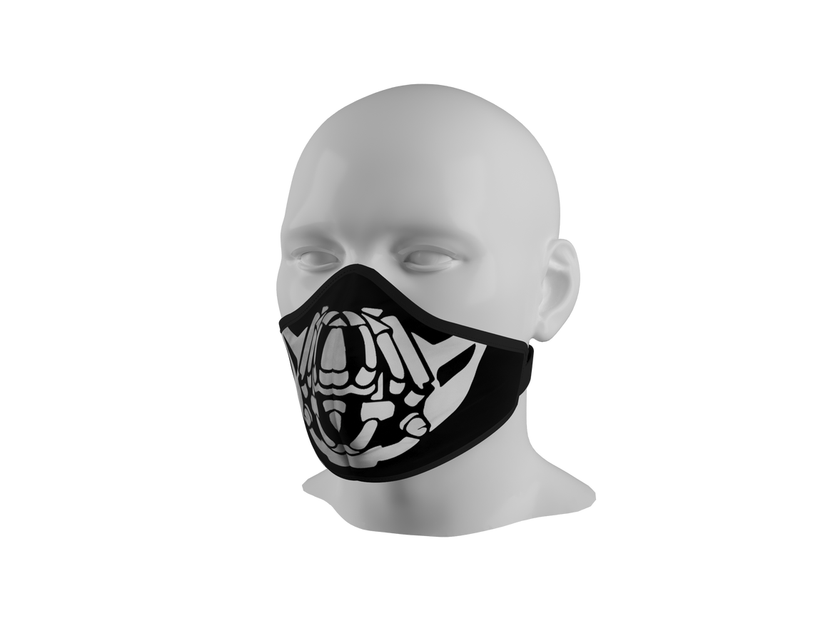 Anti-Dust Face Mask - Bane