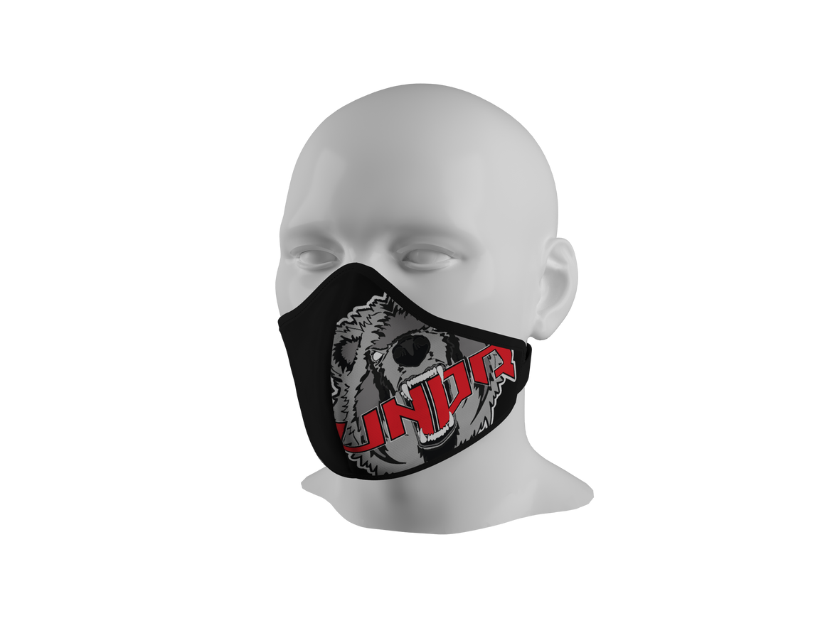 Anti-Dust Face Mask - UNDR