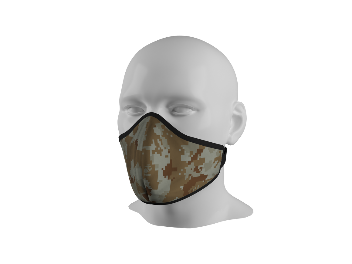 Anti-Dust Face Mask - Desert Marpat