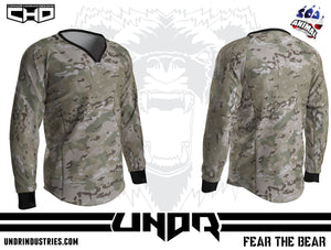 Multicam Semi Custom Jersey