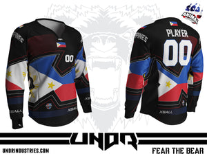 Nations Cup Philippines Semi Custom Jersey