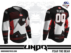 Nations Cup Canada Semi Custom Jersey