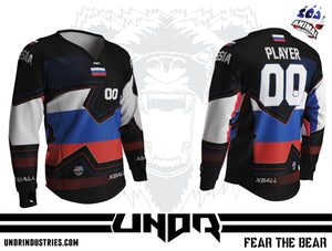 Nations Cup Russia Semi Custom Jersey