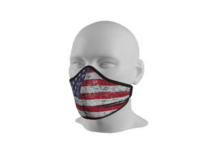 Anti-Dust Face Mask - Old Glory.