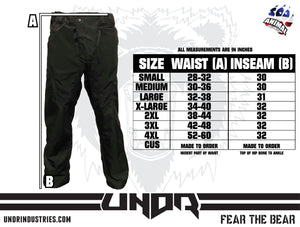 UNDR RECON PANTS - Solo
