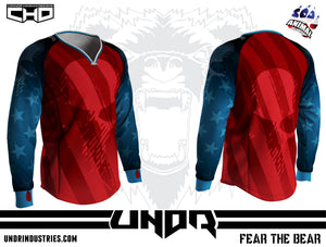 Ghost Recon USA Semi Custom Jersey