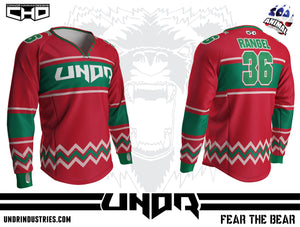Ugly Sweater 2 Semi Custom Jersey