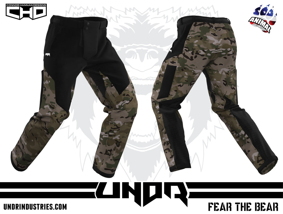 UNDR Recon Pants - Reverse Multicam